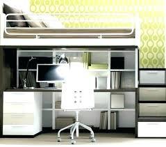 lit mezzanine avec bureau et rangement lit avec bureau pour fille lit mezzanine ado avec bureau et lit avec