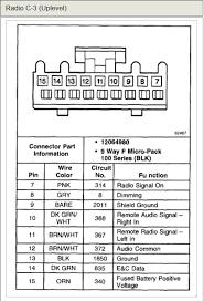chevrolet car radio stereo audio wiring diagram autoradio connector wire installation schematic schema esquema de conexiones stecker konr connecteur