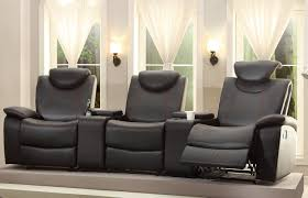 home theater seating edmonton 3 seat home theater seating homes design inspiration