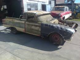 ford falcon xk xl xm xp ute parts 1960 1961 1962 1963 1964 1965