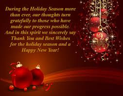 merry message and greetings happy holidays