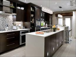 Kitchen  Kitchen Backsplash Photos Black Stained Kitchen Island - Black stained kitchen cabinets