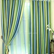 saving curtains and drapes for blackout in green and blue