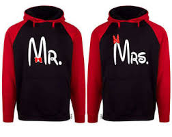 mr and mrs hoodie etsy