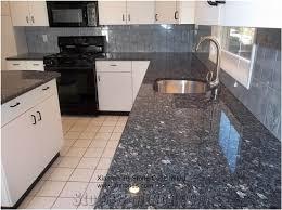 blue granite countertop labrador silver pearl granite kitchen