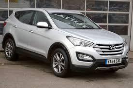 hyundai suv uk hyundai santa fe 4x4 cars used hyundai cars buy and sell in the