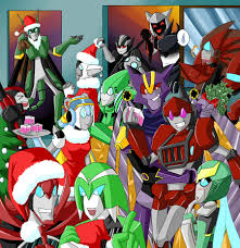 tfa oc christmas party by pandablubb on deviantart