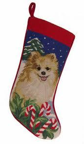 personalized needlepoint christmas christmas needlepoint dog breed pomeranian