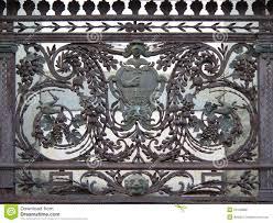 wrought iron balcony stock photography image 23148882