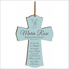 personalized baptism cross baptism gift personalized cross