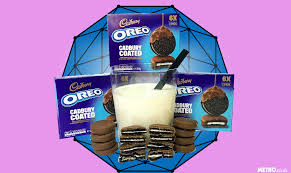 Where Can I Buy White Chocolate Covered Oreos Cadbury Oreos Are Here To Bring Us Some Chocolate Covered Joy