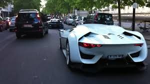 Exclusive Justin Bieber Driving In The New Citroën Gt In Paris