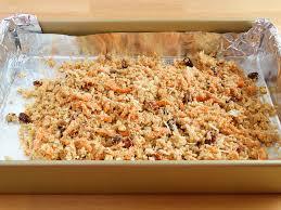 easy carrot cake cheesecake bars