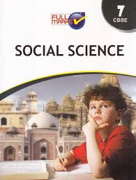 social science class 7 amazon in full marks books