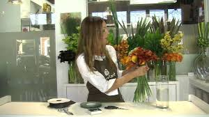calla lily home decor diy calla lily with a ribbon floral arrangements youtube