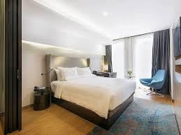 Schlafzimmer Und Badezimmer Kombiniert Hotel In Hanoi Novotel Suites Hanoi