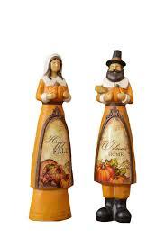 thanksgiving pilgrim statues thanksgiving pilgrim couples figurines page two thanksgiving wikii
