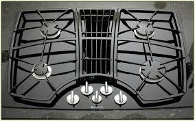 30 Gas Cooktop With Downdraft Kitchen Awesome 30 Inch Gas Range With Downdraft Vent Cooktop