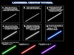 lightsaber tutorial by nico89 fx on deviantart