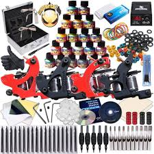 tattoo kit without machine top 10 professional tattoo kits best machines guns 2018