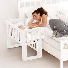 Bed Side Cribs Keeping Your Baby To You In A Comfy Bedside Crib Blogalways