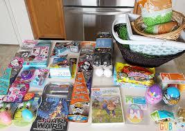 kids filled easter baskets top diy kids easter baskets 25 gublife with regard to kids