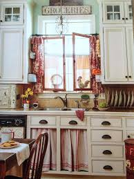 Primitive Kitchen Curtains Country Curtains For Kitchen Extraordinary Best Primitive Country