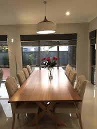 kitchen furniture perth tasmanian oak dining table arcadian concepts specialising in