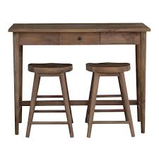 table with 2 stools linea oliver bar table 2 stools house of fraser