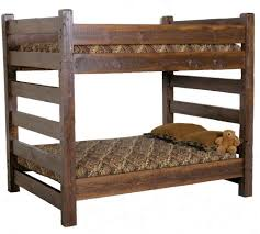 Queen Over Queen Bunk Bed Adult Strong Queen Over Queen Log Bunk - Queen bunk bed plans