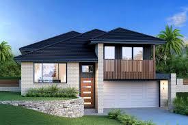 house plan 13522 1a modern split level superb plans charvoo