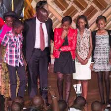 Daughter Nervous Ruto U0027nervous U0027 As Daughter Sits For Kcpe Examinations