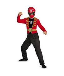 power ranger halloween costumes for kids red ranger super megaforce economy boys costume boys costumes