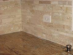 kitchen backsplash travertine tile travertine subway kitchen backsplash tile beige cabinet kitchen
