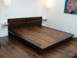 Diy Platform Bed With Storage by Gorgeous Homemade Platform Bed 63 Build A Platform Bed With