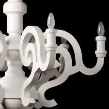 Paper Chandelier Moooi Replica Moooi Studio Paper Chandelier White Castelle