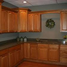Kitchen Designs With Oak Cabinets by Eye Pleasing Paint Colors For Kitchens With Oak Cabinets Brown