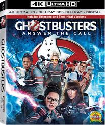 ghostbusters has a different title on dvd the sue