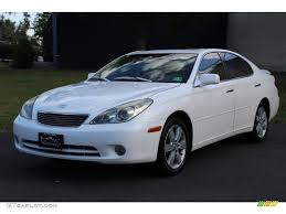lexus es300 white 2006 crystal white lexus es 330 100841714 gtcarlot com car