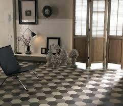 Bathroom Floor Tile Lowes Marble Hexagon Tilehexagon Ceramic Bathroom Tile Floor Lowes