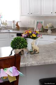 easter kitchen décor how to nest for less