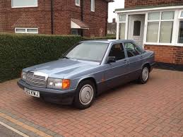 1989 mercedes 190e 2 5d diesel manual rare in aspley