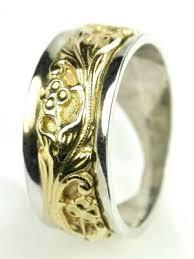 carved wedding bands carved wedding rings carved platinum wedding bands