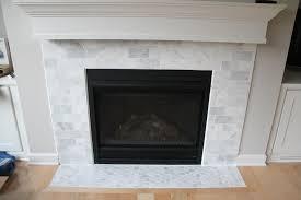 fireplace marble binhminh decoration