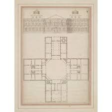 greek cross floor plan design for a house based on a greek cross plan elevation and plan