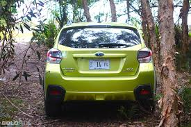 subaru xv off road 2014 subaru xv crosstrek hybrid review