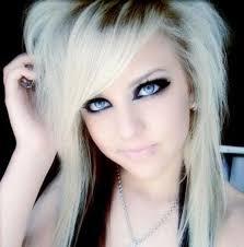 short emo hairstyles for girls women medium haircut