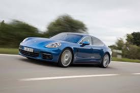 porsche tesla price 2017 porsche panamera 4s first drive review automobile magazine