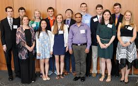first annual college of science awards event features an