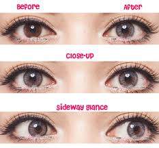 halloween colored contacts cheap gbt grey circle lenses before after diy cosplay pinterest